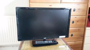 "24"" LOGIC FREEVIEW HD USB TV WITH REMOTE CAN DELIVER"