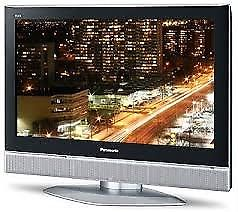 """32""""PANASONIC LCD TV FREEVIEW HD GOOD WORKING ORDER WITH REMOTE CAN DELIVER"""