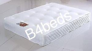 Brand new King size or Single or Double mattress