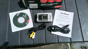 Digital camera with accessories