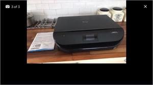 HP envy  all in one wireless printer Excellent condition(ink may need refilling) CAN DELIVER