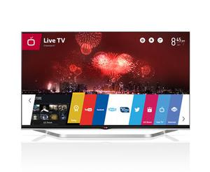 "LG Smart TV 60LB730V 60"" 3D p HD LED LCD Internet TV"
