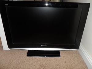 "Panasonic Viera LCD Television TX-32LXD"" HD LCD"