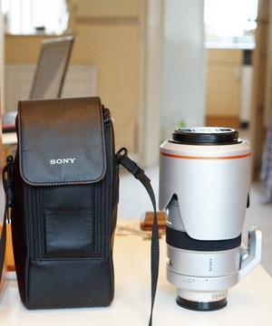 Sony mm F/ G SSM Lens