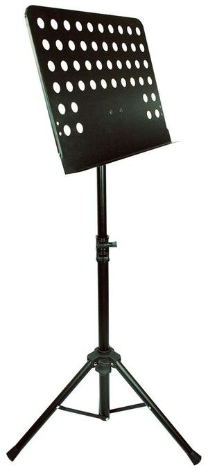 TGI Conductor Style Music Stand With Bag. Strong/Light