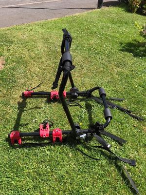 Universal bike rack