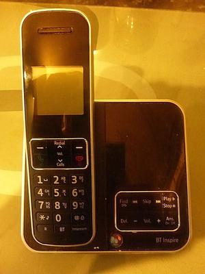 BT Inspire  Caller id Answering Machine Superb Main Phone or Add on Handset