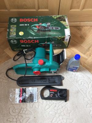 Bosch Chain Saw Type AKE 35S