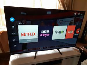 HISENSE 65-inch 65N UHD 4K HDR Smart LED TV,built in Wifi,Freeview HD & FREESAT HD,FULLY WORKING