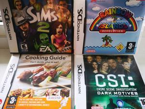 Nintendo Ds sims csi fantasy Island