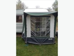 Salou Caravan Porch Awning. Used but in good condition