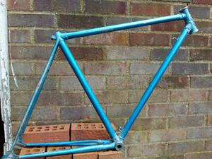 Vintage Falcon bicycle frame