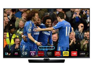 "samsung 32""LED smart WiFi TV built in USB player HD freeview.full HD P clear"