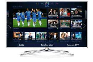 "samsung 55""LED smart 3D WiFi TV built in USB player HD freeview.full HD P"