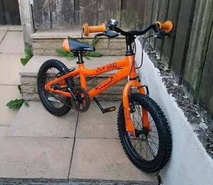 "16"" kids bike in excellent condition"