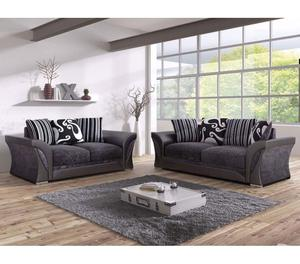 New Fabric Chenille Sofa Zina Only This Posot Class