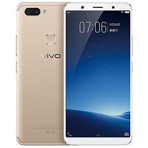 """Vivo X20 Plus 4GB Ram 64GB Rom 6.43"""" - Gold (International"""