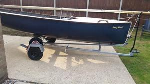 how to build a dinghy launching trolley