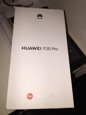 Brand new only opened to switch on huawei P20 Pro