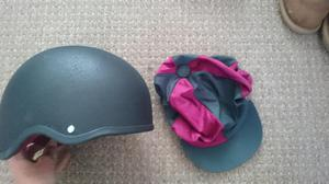 Champion Pro Plus Jockey Helmet (Size 1)