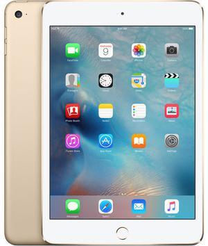 New Apple iPad mini GB WiFi Only, Gold - Free UK