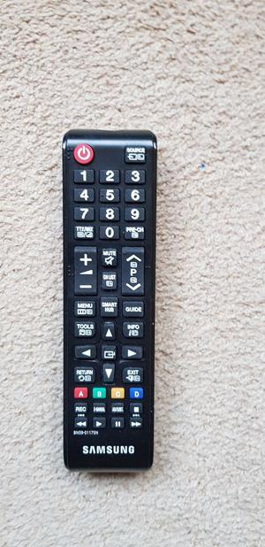 Original Remote Control for Samsung UE48JS Curved HDR 4K