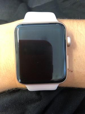 Apple Watch Great Condition 42mm Rose Gold. Series 3