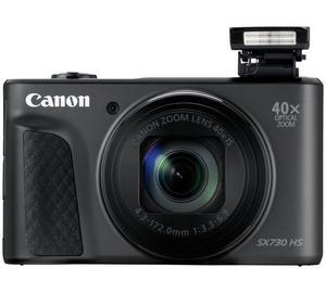 Canon Powershot Sx730 Hs 20.3 Megapixel Compact Camera Black