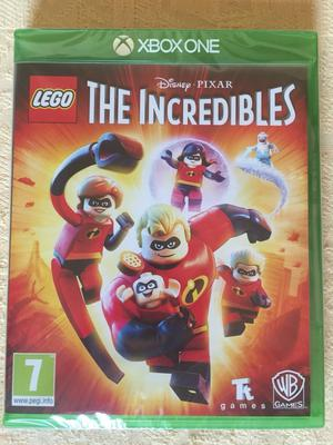 LEGO The Incredibles XBOX ONE (BRAND NEW)