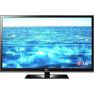 """LG 50"""" FULL HD TV BUILT IN FREEVIEW HD INCLUDES REMOTE EXCELLENT CONDITION"""