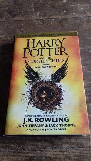 SPECIAL REHEARSAL EDITION SCRIPT * HARRY POTTER AND THE CURSED CHILD * PARTS ONE AND TWO