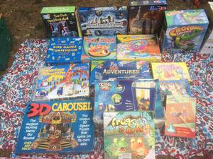 Set of board games