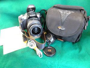 Sony Alpha AMP Digital SLR Camera Kit/mm