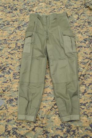 Vintage  Belgian Army ABL SEYNTEX Combat Trousers Mint condition