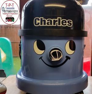 Charles Hoover high power  Watts