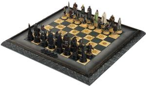 Exchange Lord of the rings chess set, for a good computer
