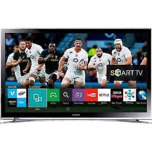 "Samsung 22"" Smart wifi tv LED p HD freeview"