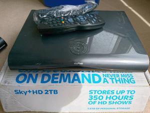 Sky HD box x2