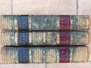 Holy Bible Vol. I, II & III - Thomas Scott