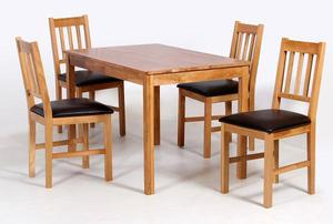 Hyde Wooden Table and Chairs