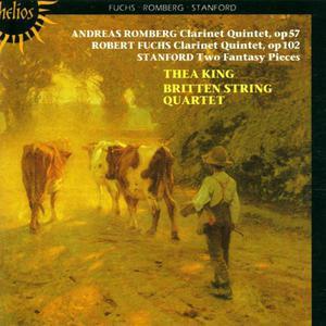 King/ Britten String Quartet - Klarinettenqui ntette CD