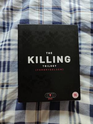 The Killing Trilogy Blu Ray Box Set Seasons 1-3