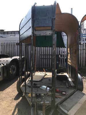 rice horse trailer
