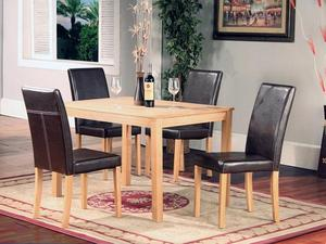 Ashdale Wooden Table and Chairs
