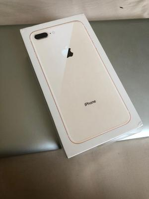 BRAND NEW SEALED IPHONE 8 PLUS 64GB GOLD