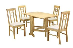 Liverpool Wooden Table and Chairs