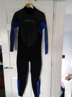 O Neil wetsuit and boots