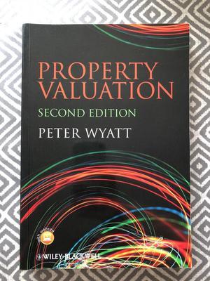 Property Valuation (second edition), Peter Wyatt