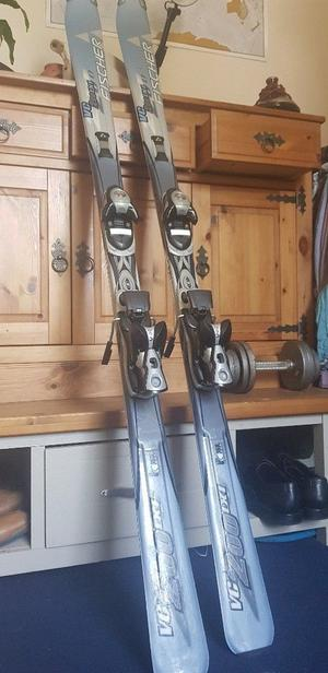 SE22- Skis and bindings - Fischer VC 200LXI + Salomon C610 Used but in good condition