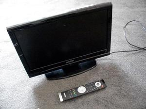 "20"" Sanyo Colour TV with Remote Control and Sky Cable"